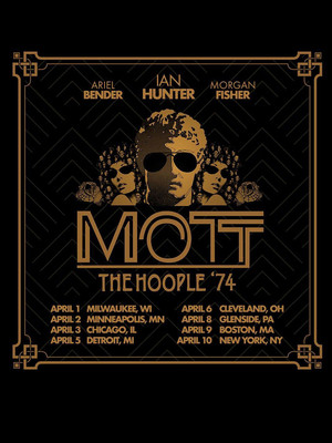 Mott The Hoople at The Chicago Theatre