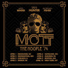Mott The Hoople, Fox Theatre Oakland, San Francisco