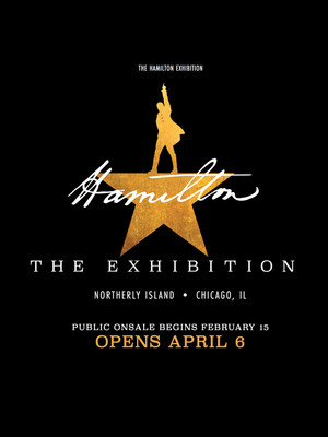 Hamilton: The Exhibition Poster