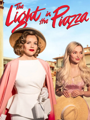 LA Opera - The Light in the Piazza Poster
