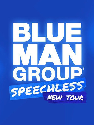 Blue Man Group, Majestic Theatre, San Antonio