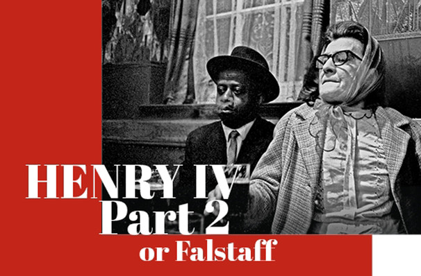 Henry IV Part II or Falstaff, Shakespeares Globe Theatre, London