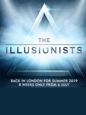 The Illusionists - Direct From Broadway Poster