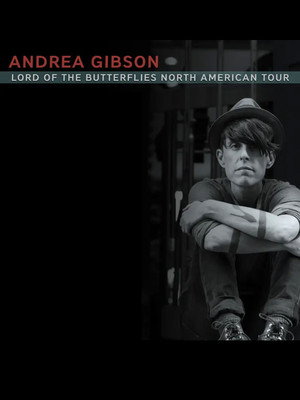 Andrea Gibson at Mcglohon Theatre at Spirit Square