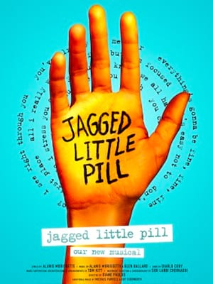 Jagged Little Pill Poster