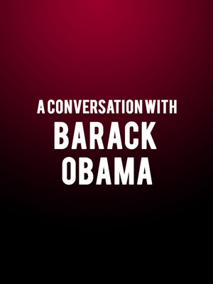 A Conversation with Barack Obama, Centre Bell, Montreal