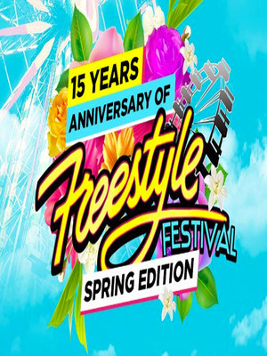 Freestyle Festival Poster