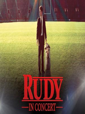 Rudy in Concert Poster