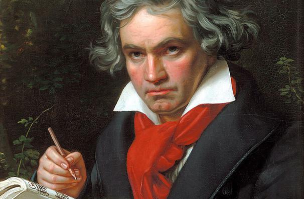Los Angeles Philharmonic All Beethoven, Walt Disney Concert Hall, Los Angeles