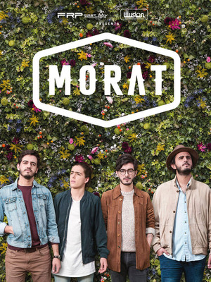 Morat at Fillmore Miami Beach