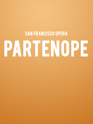 San Francisco Opera - Partenope at War Memorial Opera House