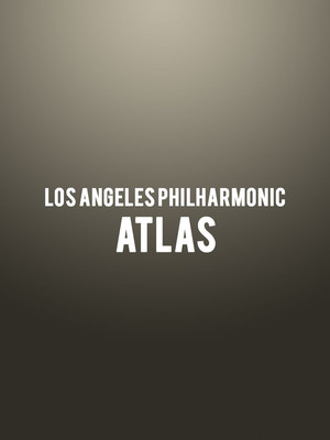 Los Angeles Philharmonic ATLAS, Walt Disney Concert Hall, Los Angeles
