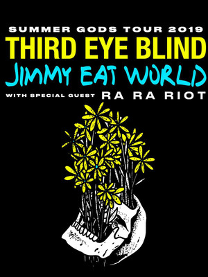 Third Eye Blind and Jimmy Eat World Poster