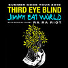 Third Eye Blind and Jimmy Eat World, Walmart AMP, Fayetteville