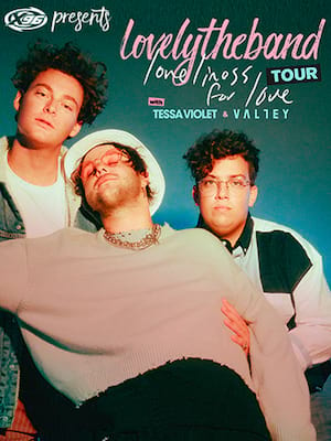 lovelytheband, Baltimore Soundstage, Baltimore