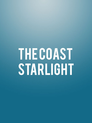 The Coast Starlight Poster