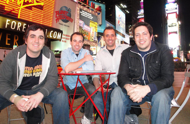 Impractical Jokers, Floyd L Maines Veterans Memorial Arena, Binghamton