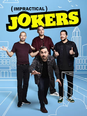 Impractical Jokers at Shoreline Amphitheatre