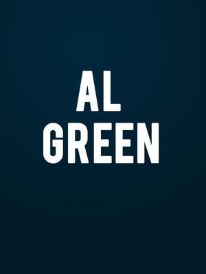 Al Green at Bass Concert Hall