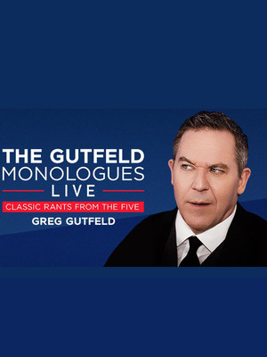 Greg Gutfeld at Cox Business Center