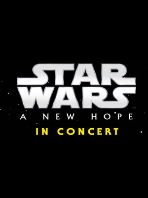 Richmond Symphony - Star Wars A New Hope Poster