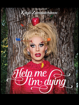 An Evening with Katya Poster