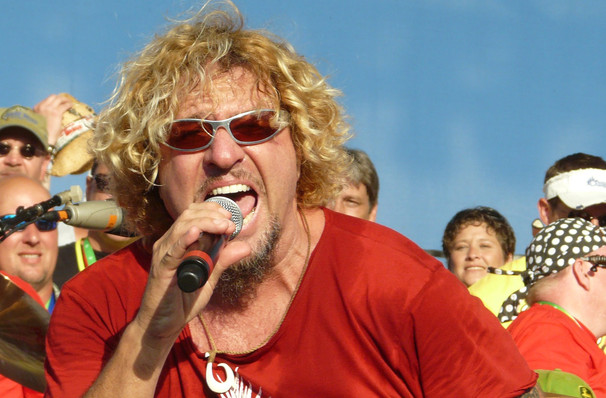 Sammy Hagar, Hollywood Casino Amphitheatre, St. Louis
