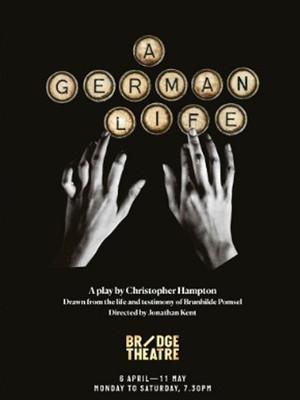 A German Life Poster