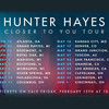 Hunter Hayes, Ogden Theater, Denver