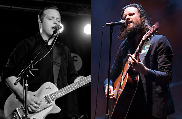Father John Misty and Jason Isbell, Constellation Brands Performing Arts Center, Rochester
