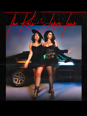 Kali Uchis and Jorja Smith at Agganis Arena