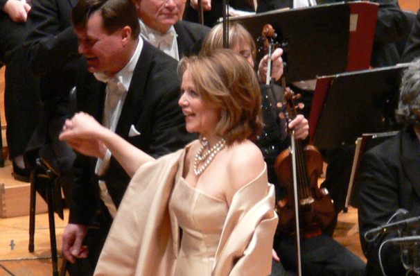 Boston Symphony Orchestra - Renee Fleming and Strauss dates for your diary