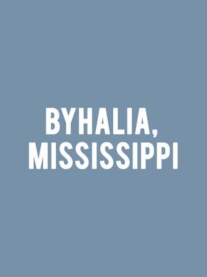 Byhalia Mississippi, Terrace Theater, Washington
