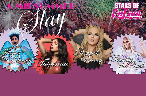 A MidSummer SLAY With Queens from RuPauls Drag Race, Palace Theatre Albany, Albany