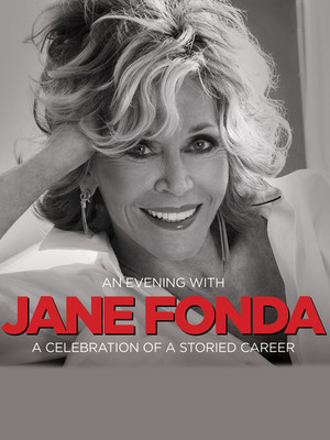 Jane Fonda at Chevalier Theatre