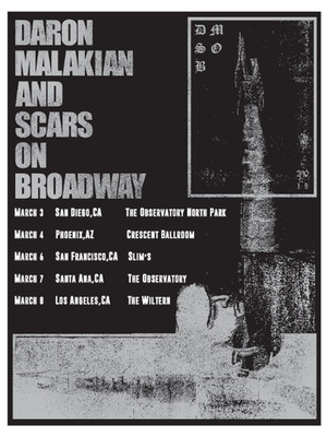Scars on Broadway Poster
