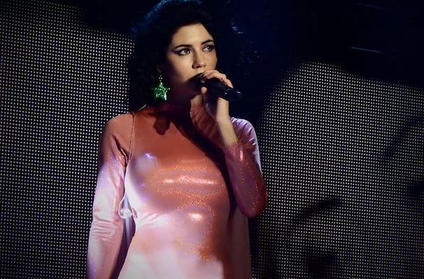 Marina, Revention Music Center, Houston