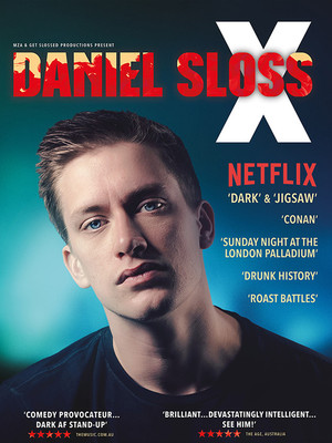 Daniel Sloss at Egyptian Room