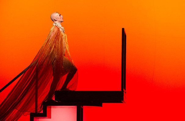 Metropolitan Opera Akhnaten, Metropolitan Opera House, New York