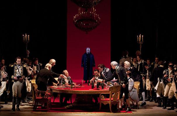 Metropolitan Opera The Queen of Spades, Metropolitan Opera House, New York