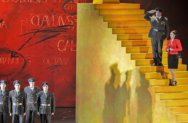 Metropolitan Opera Agrippina, Metropolitan Opera House, New York