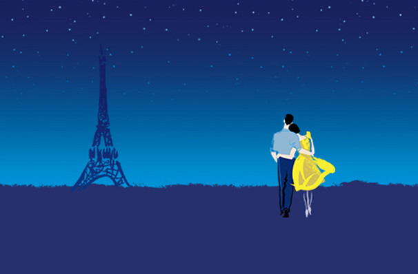 An American in Paris, Proscenium Main Stage, Minneapolis
