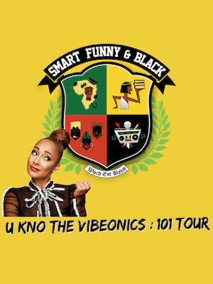Amanda Seales at Eisenhower Theater