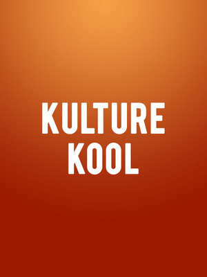 Kulture Kool at Victoria Theater