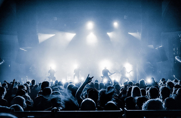 Meshuggah, Radius Chicago, Chicago