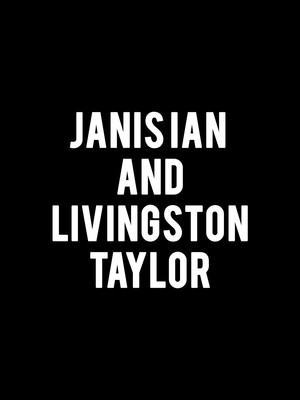 Janis Ian and Livingston Taylor Poster