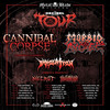 Cannibal Corpse, MacEwan Hall, Calgary