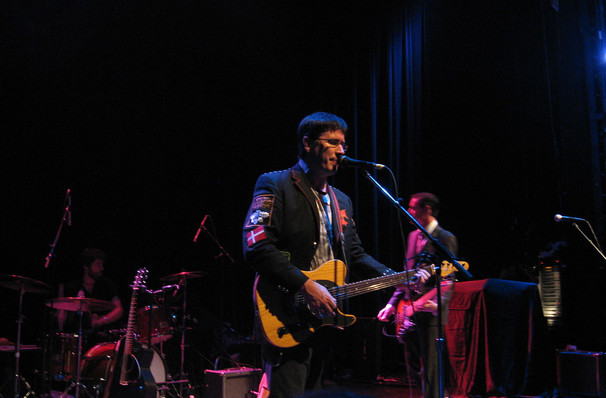 The Mountain Goats, College Street Music Hall, New Haven