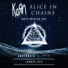 Korn and Alice in Chains, Blossom Music Center, Akron