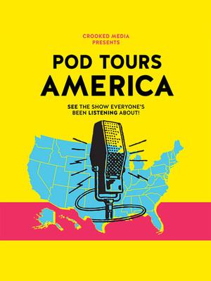 Pod Tours America Poster
